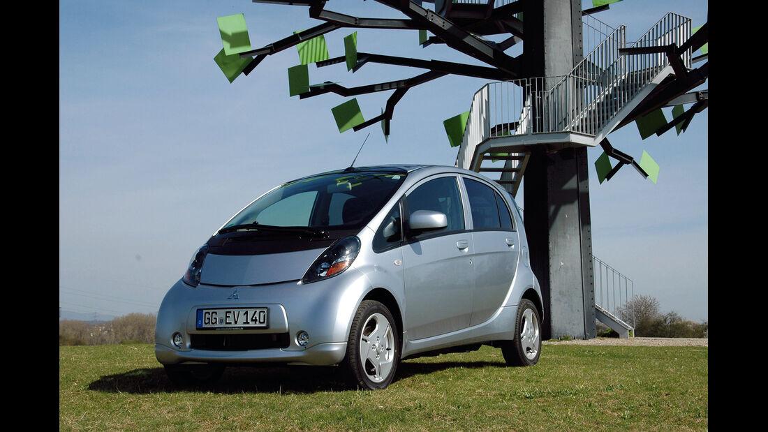 auto, motor und sport Leserwahl 2013: Kategorie A Minicars - Mitsubishi i-MiEV