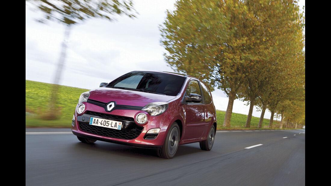 auto, motor und sport Leserwahl 2013: Kategorie A Minicars - Renault Twingo