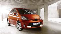 auto, motor und sport Leserwahl 2013: Kategorie A Minicars - Toyota Aygo