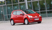 auto, motor und sport Leserwahl 2013: Kategorie A Minicars - VW Up