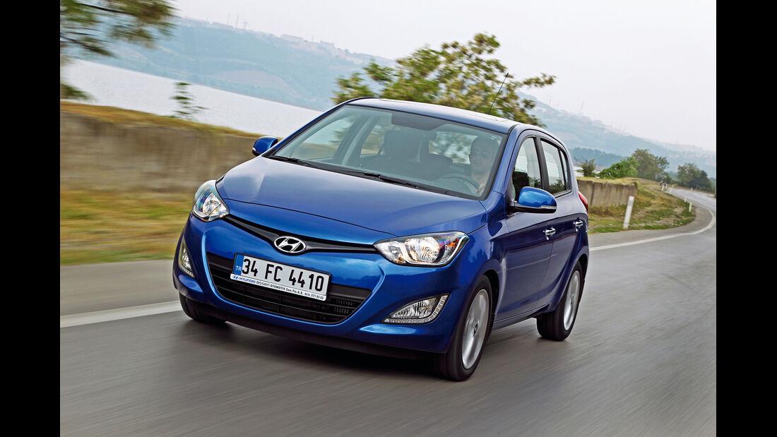 auto, motor und sport Leserwahl 2013: Kategorie B Kleinwagen - Hyundai i20