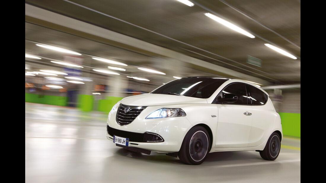 auto, motor und sport Leserwahl 2013: Kategorie B Kleinwagen - Lancia Ypsilon
