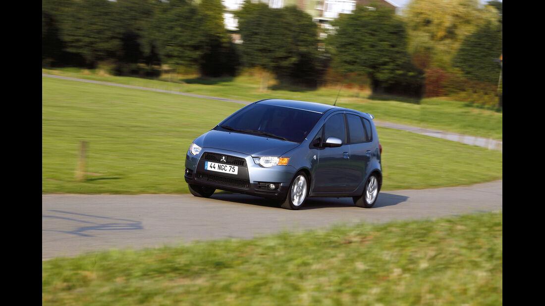 auto, motor und sport Leserwahl 2013: Kategorie B Kleinwagen - Mitsubishi Colt