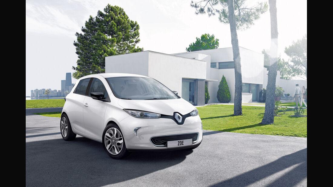 auto, motor und sport Leserwahl 2013: Kategorie B Kleinwagen - Renault Zoe