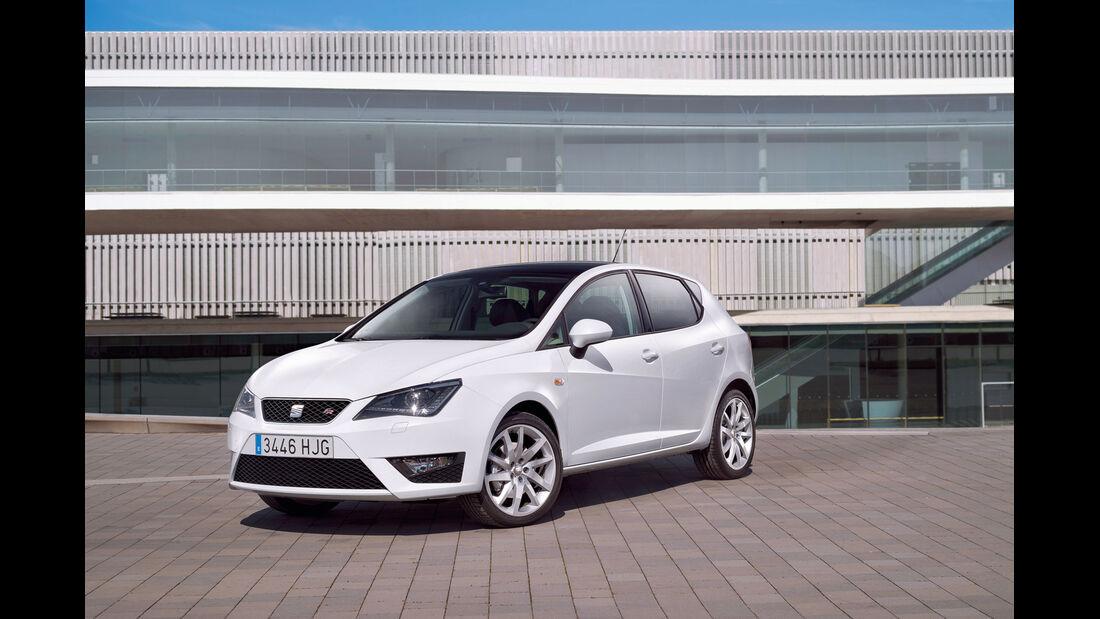 auto, motor und sport Leserwahl 2013: Kategorie B Kleinwagen - Seat Ibiza