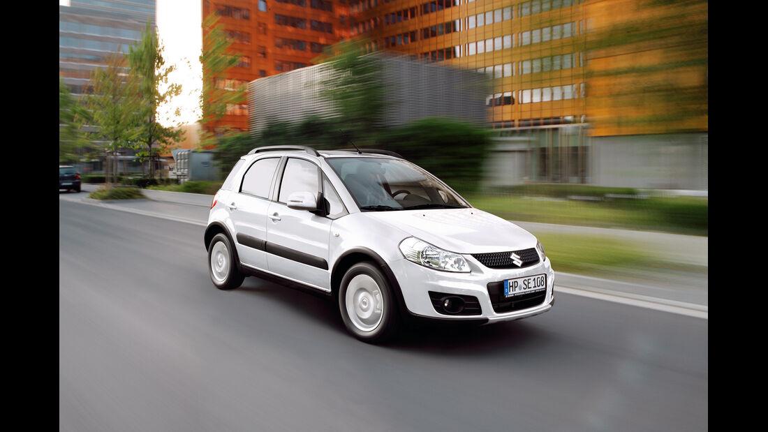 auto, motor und sport Leserwahl 2013: Kategorie B Kleinwagen - Suzuki SX4