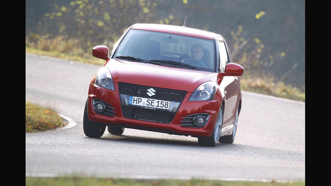 auto, motor und sport Leserwahl 2013: Kategorie B Kleinwagen - Suzuki Swift