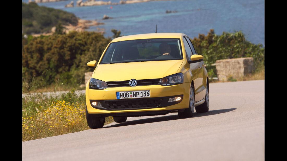 auto, motor und sport Leserwahl 2013: Kategorie B Kleinwagen - VW Polo