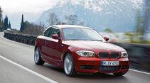auto, motor und sport Leserwahl 2013: Kategorie C Kompaktklasse - BMW Einser