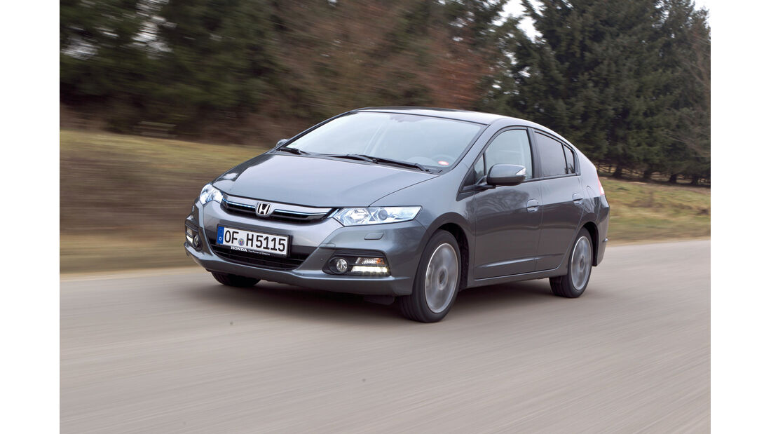 auto, motor und sport Leserwahl 2013: Kategorie C Kompaktklasse - Honda Insight