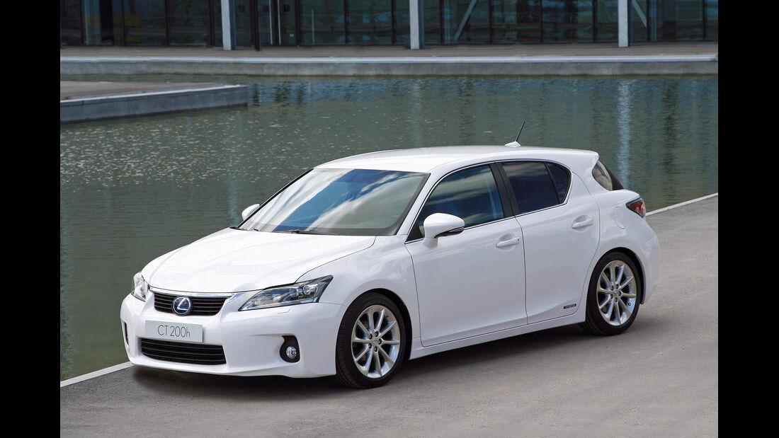 auto, motor und sport Leserwahl 2013: Kategorie C Kompaktklasse - Lexus CT 200h