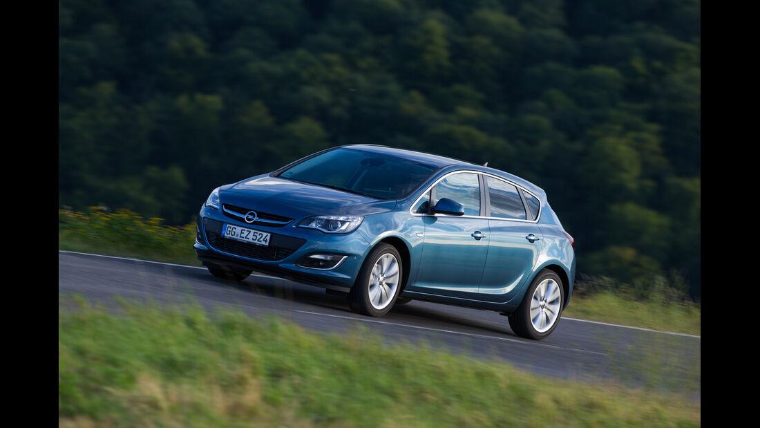 auto, motor und sport Leserwahl 2013: Kategorie C Kompaktklasse - Opel Astra