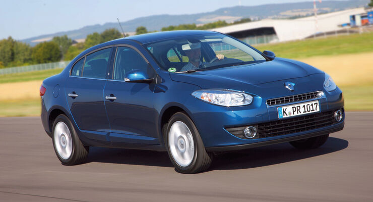 auto, motor und sport Leserwahl 2013: Kategorie C Kompaktklasse - Renault Fluence