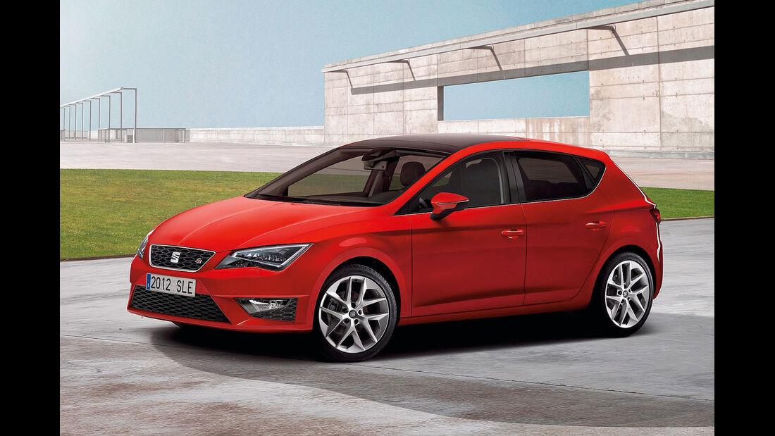 auto, motor und sport Leserwahl 2013: Kategorie C Kompaktklasse - Seat León