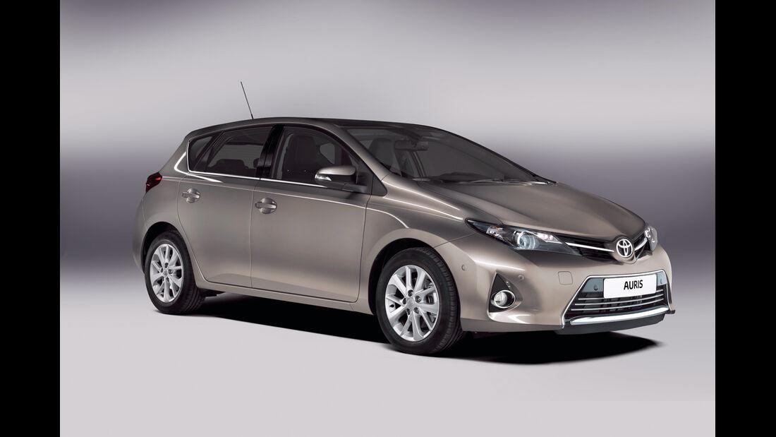 auto, motor und sport Leserwahl 2013: Kategorie C Kompaktklasse - Toyota Auris