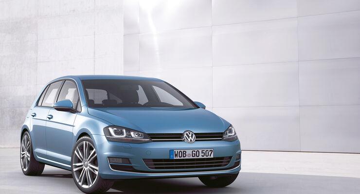 auto, motor und sport Leserwahl 2013: Kategorie C Kompaktklasse - VW Golf/Plus