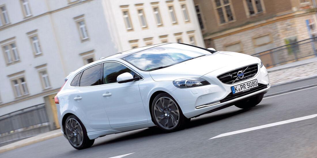 auto, motor und sport Leserwahl 2013: Kategorie C Kompaktklasse - Volvo V40