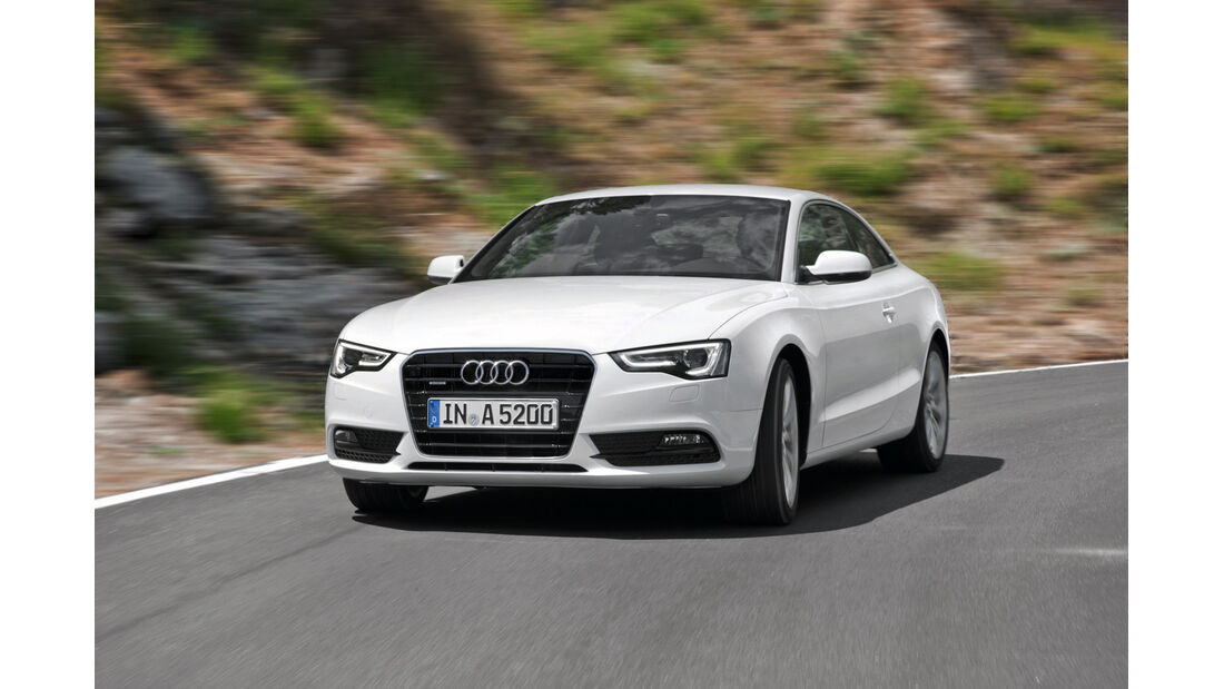 auto, motor und sport Leserwahl 2013: Kategorie D Mittelklasse - Audi A5/Sportback