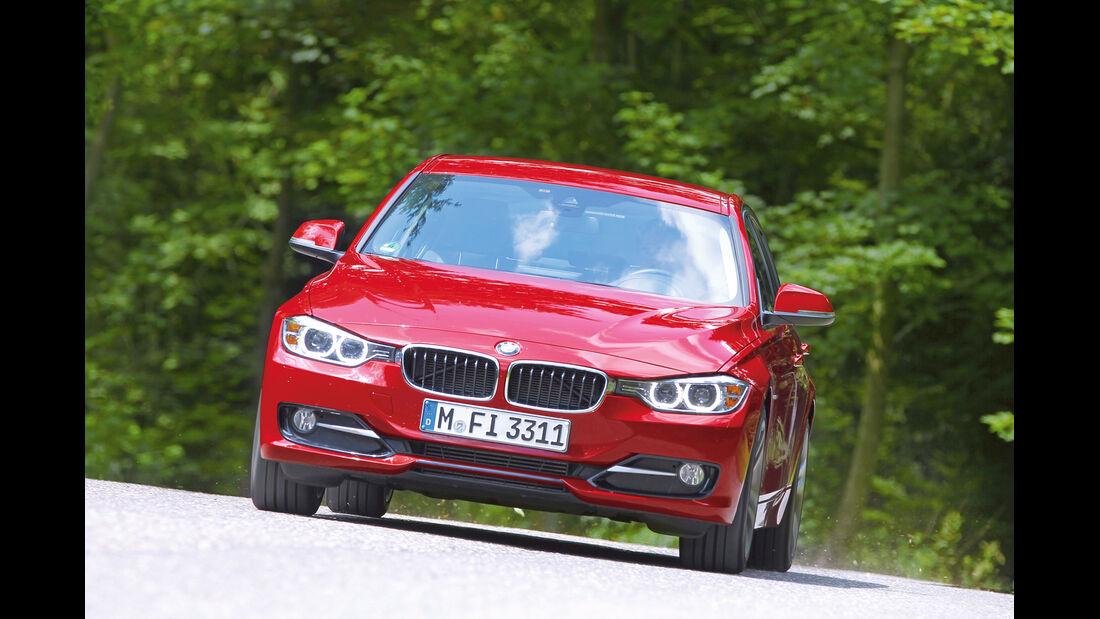 auto, motor und sport Leserwahl 2013: Kategorie D Mittelklasse - BMW Dreier