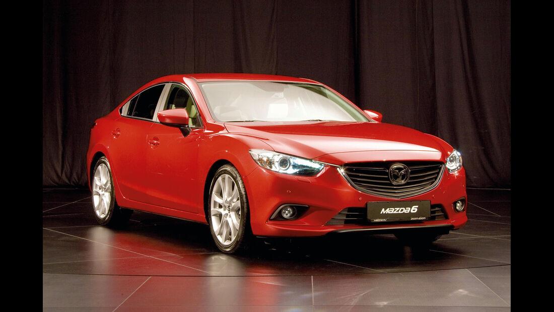 auto, motor und sport Leserwahl 2013: Kategorie D Mittelklasse - Mazda 6