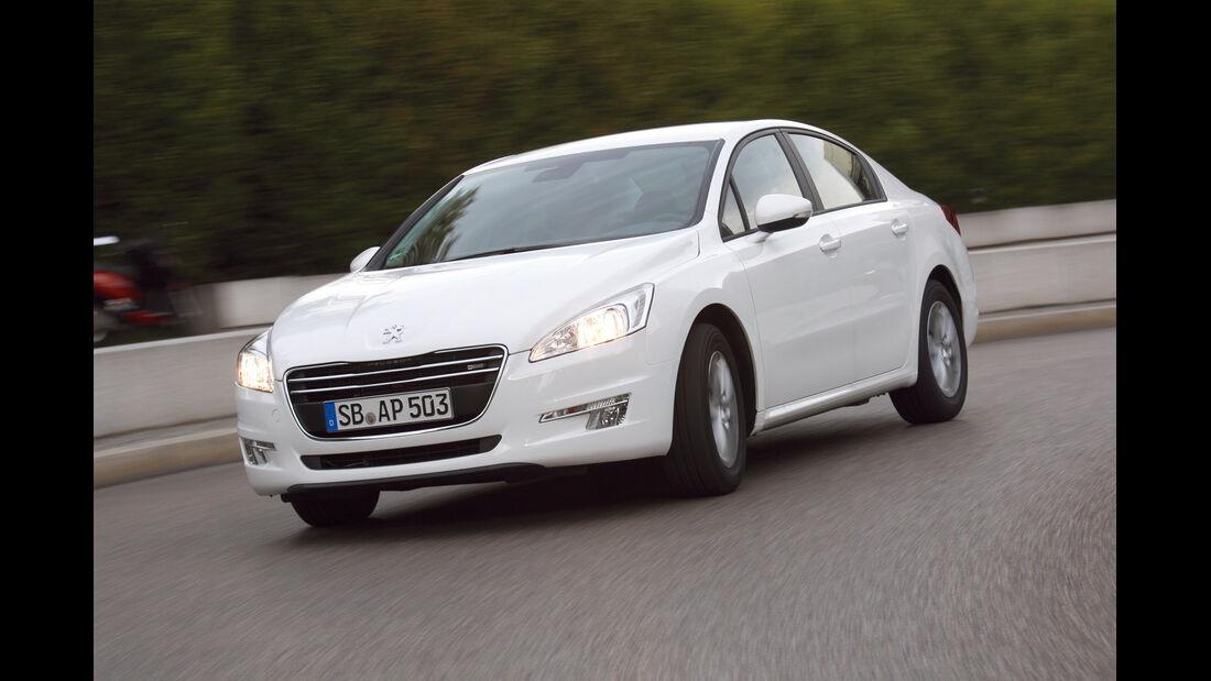auto, motor und sport Leserwahl 2013: Kategorie D Mittelklasse - Peugeot 508