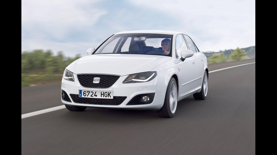 auto, motor und sport Leserwahl 2013: Kategorie D Mittelklasse - Seat Exeo