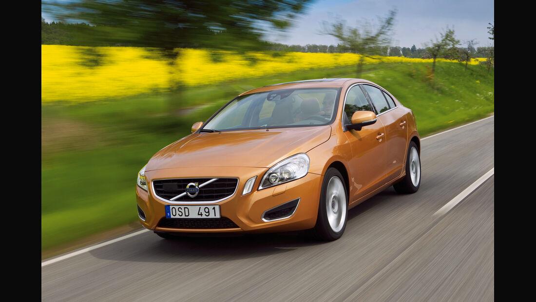 auto, motor und sport Leserwahl 2013: Kategorie D Mittelklasse - Volvo S60/V60