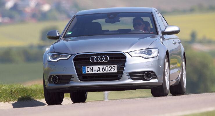 auto, motor und sport Leserwahl 2013: Kategorie E Obere Mittelklasse - Audi A6/Allroad