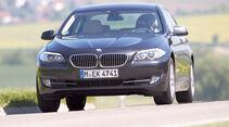 auto, motor und sport Leserwahl 2013: Kategorie E Obere Mittelklasse - BMW Fünfer