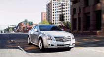 auto, motor und sport Leserwahl 2013: Kategorie E Obere Mittelklasse - Cadillac CTS