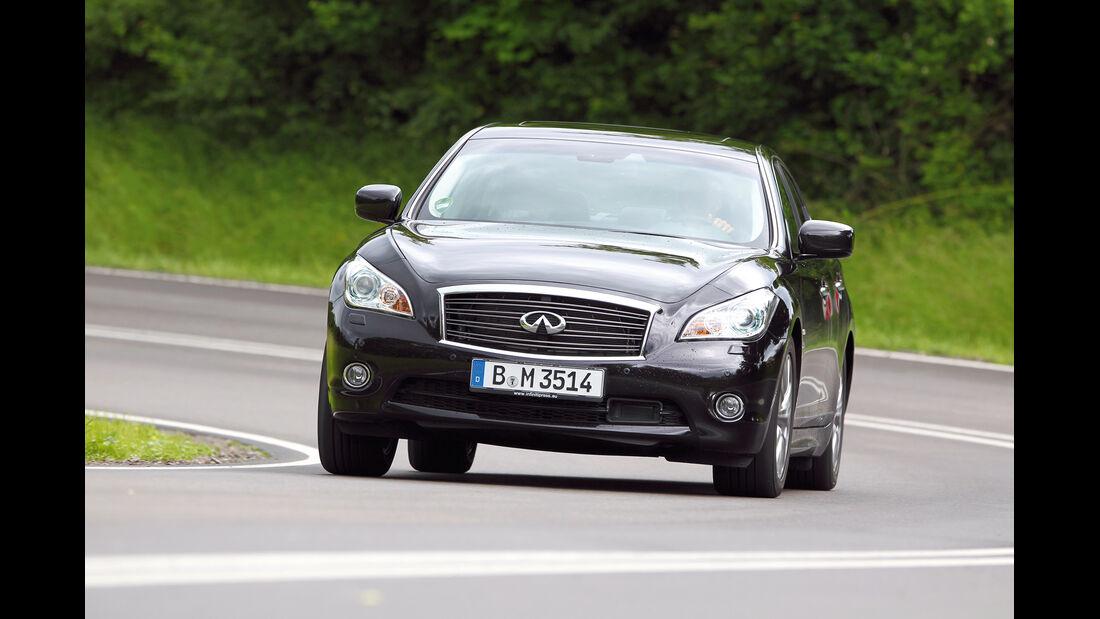 auto, motor und sport Leserwahl 2013: Kategorie E Obere Mittelklasse - Infiniti M