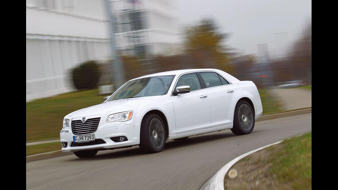 auto, motor und sport Leserwahl 2013: Kategorie E Obere Mittelklasse - Lancia Thema