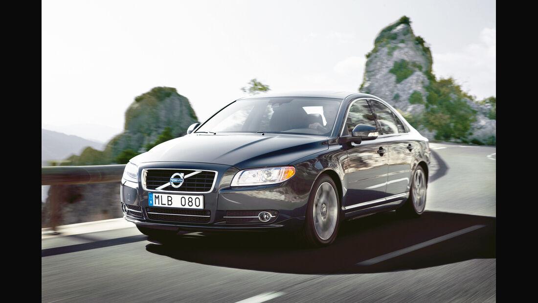 auto, motor und sport Leserwahl 2013: Kategorie E Obere Mittelklasse - Volvo V70/XC 70