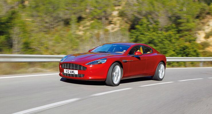 auto, motor und sport Leserwahl 2013: Kategorie F Luxusklasse - Aston Martin Rapide