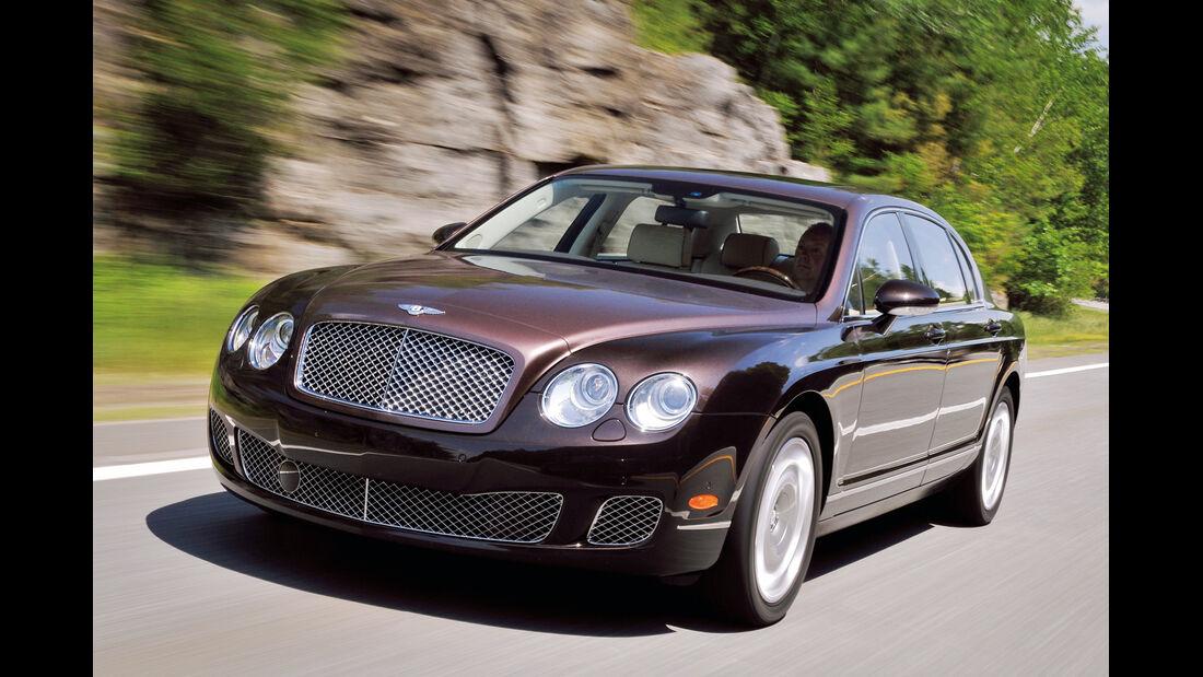 auto, motor und sport Leserwahl 2013: Kategorie F Luxusklasse - Bentley Cont. Flying Spur