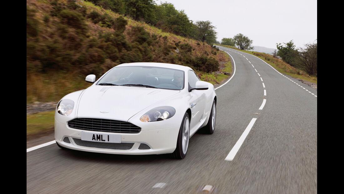 auto, motor und sport Leserwahl 2013: Kategorie G Sportwagen - Aston Martin DB9