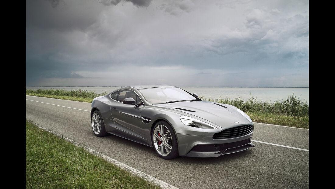 auto, motor und sport Leserwahl 2013: Kategorie G Sportwagen - Aston Martin Vanquish
