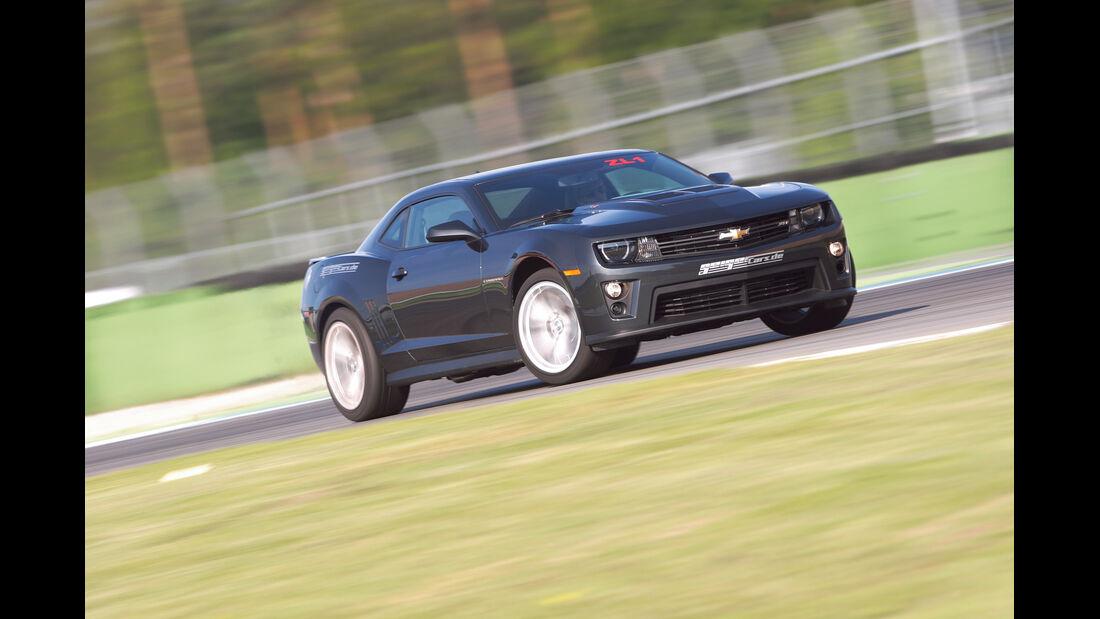 auto, motor und sport Leserwahl 2013: Kategorie G Sportwagen - Chevrolet Camaro