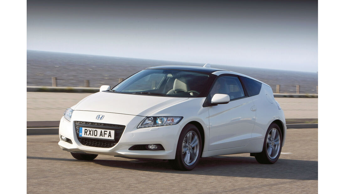 auto, motor und sport Leserwahl 2013: Kategorie G Sportwagen - Honda CR-Z