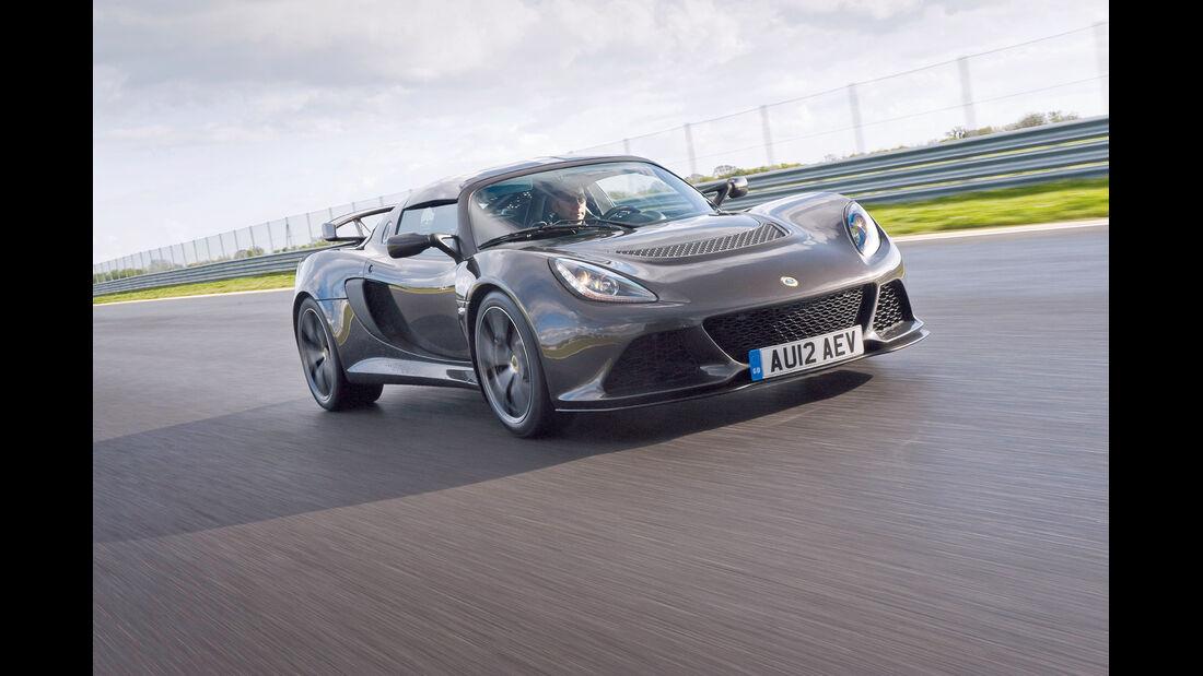 auto, motor und sport Leserwahl 2013: Kategorie G Sportwagen - Lotus Exige