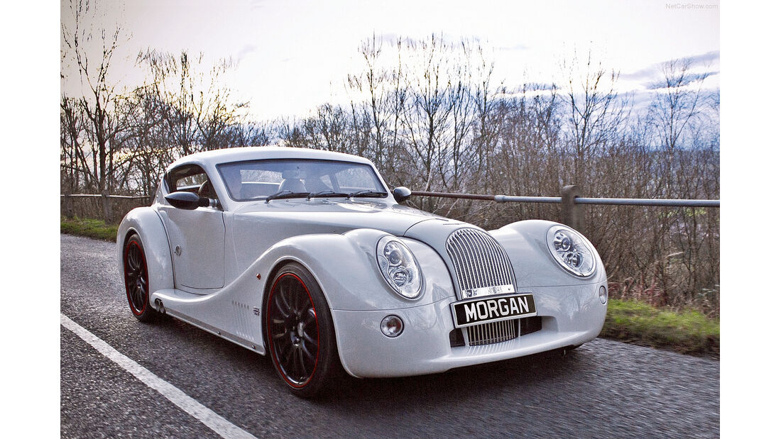 auto, motor und sport Leserwahl 2013: Kategorie G Sportwagen - Morgan Aero Coupé