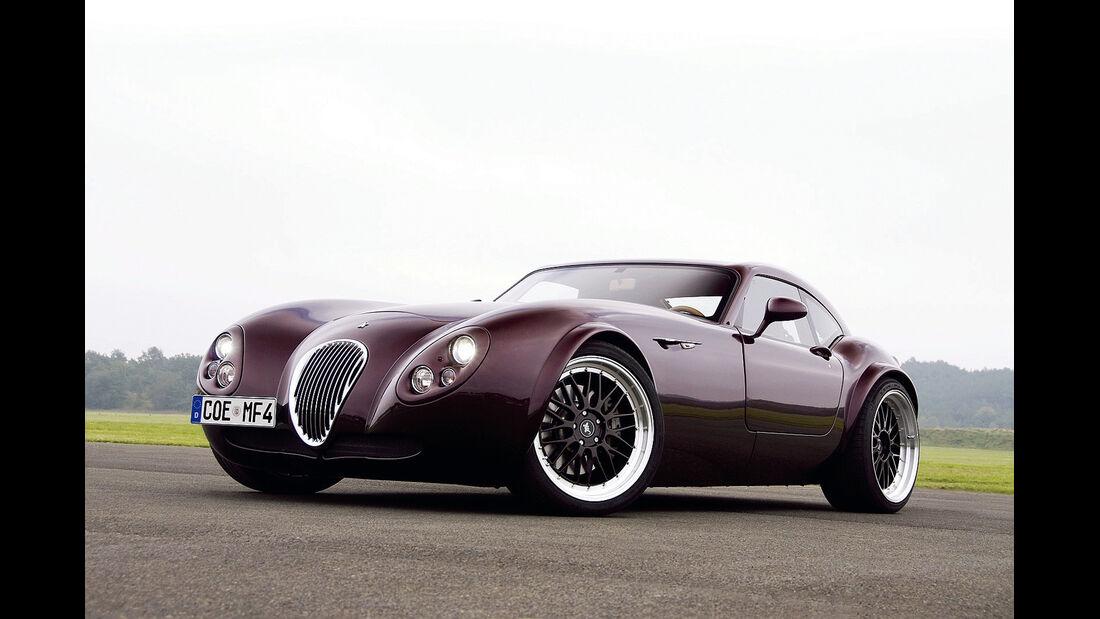 auto, motor und sport Leserwahl 2013: Kategorie G Sportwagen - Wiesmann GT