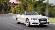 auto, motor und sport Leserwahl 2013: Kategorie H Carbrios - Audi A5 Cabrio