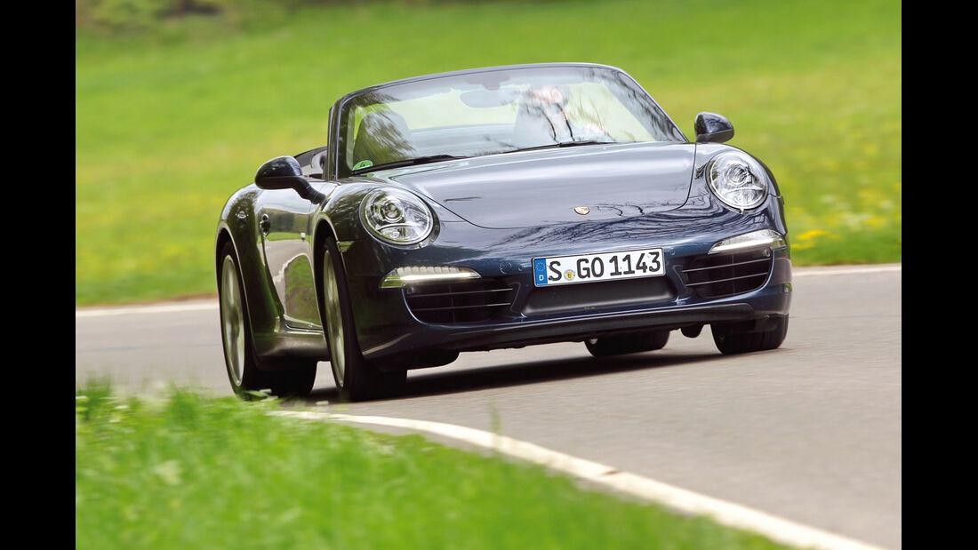 auto, motor und sport Leserwahl 2013: Kategorie H Carbrios - Porsche 911 Cabrio
