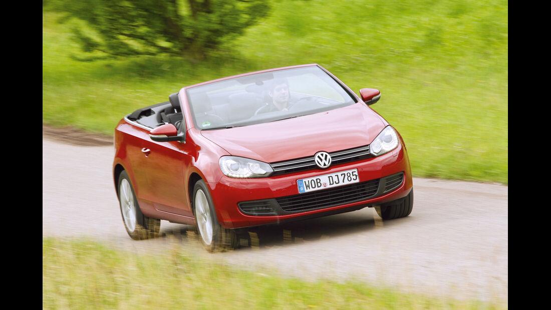 auto, motor und sport Leserwahl 2013: Kategorie H Carbrios - VW Golf Cabrio