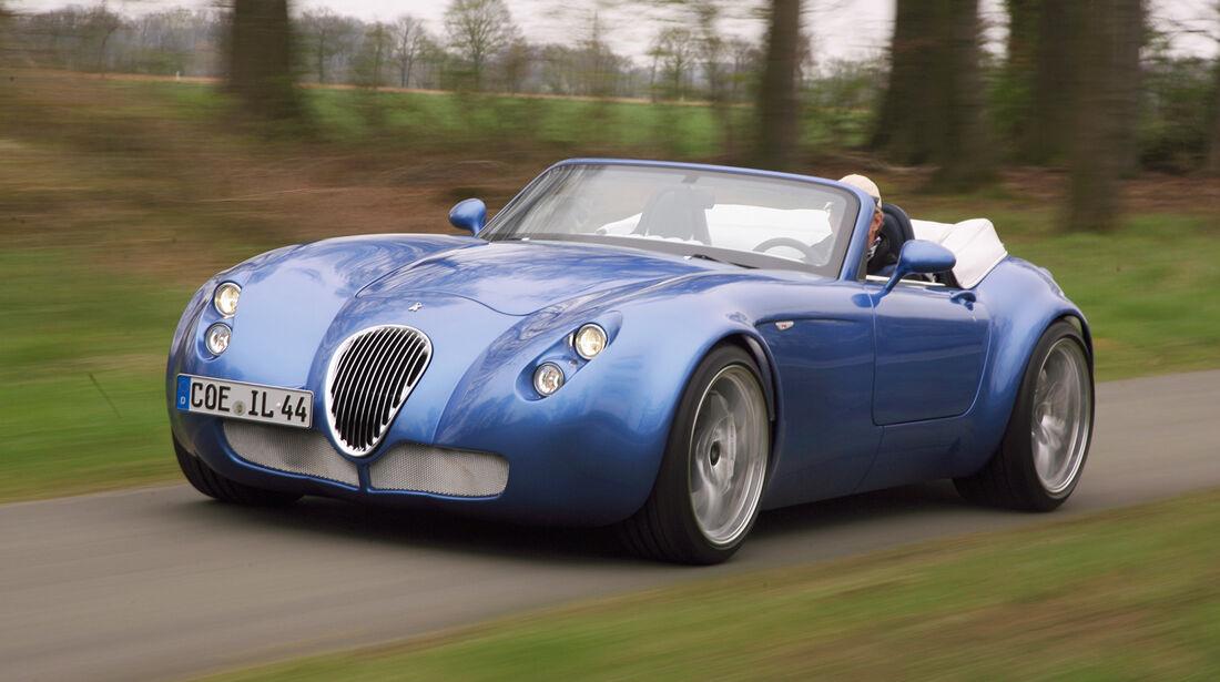 auto, motor und sport Leserwahl 2013: Kategorie H Carbrios - Wiesmann Roadster