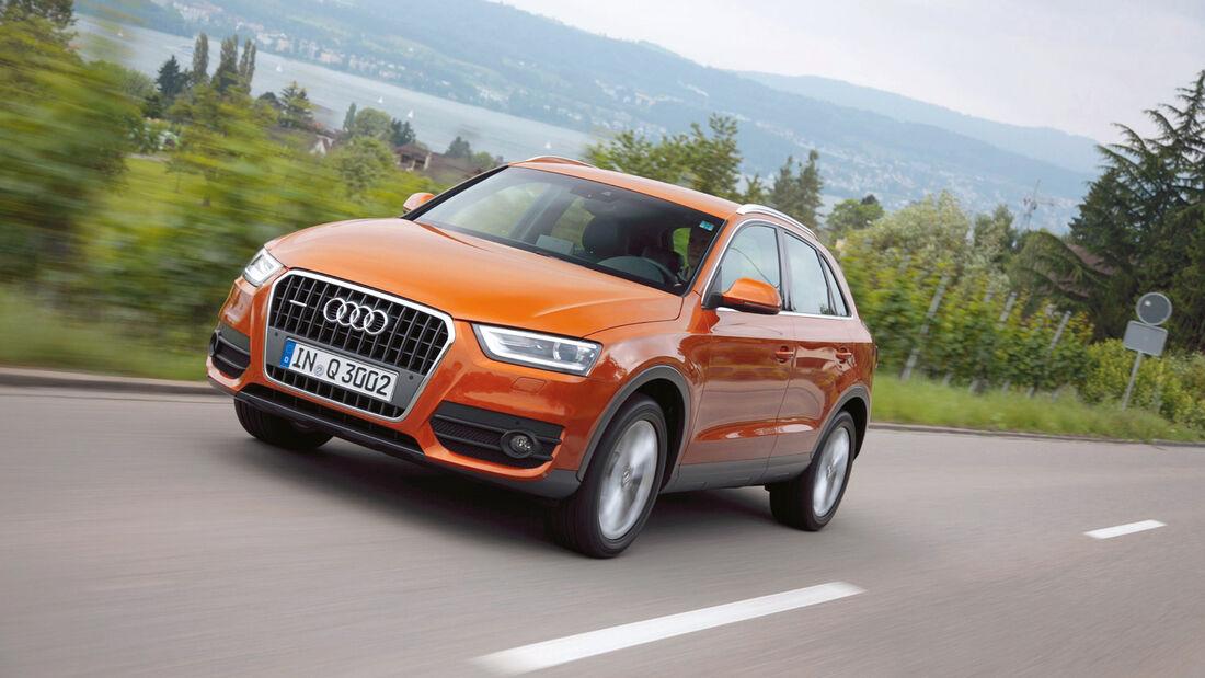auto, motor und sport Leserwahl 2013: Kategorie I Gelände - Audi Q3