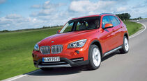 auto, motor und sport Leserwahl 2013: Kategorie I Gelände - BMW X1