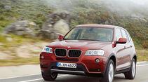 auto, motor und sport Leserwahl 2013: Kategorie I Gelände - BMW X3