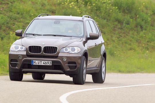 auto, motor und sport Leserwahl 2013: Kategorie I Gelände - BMW X5